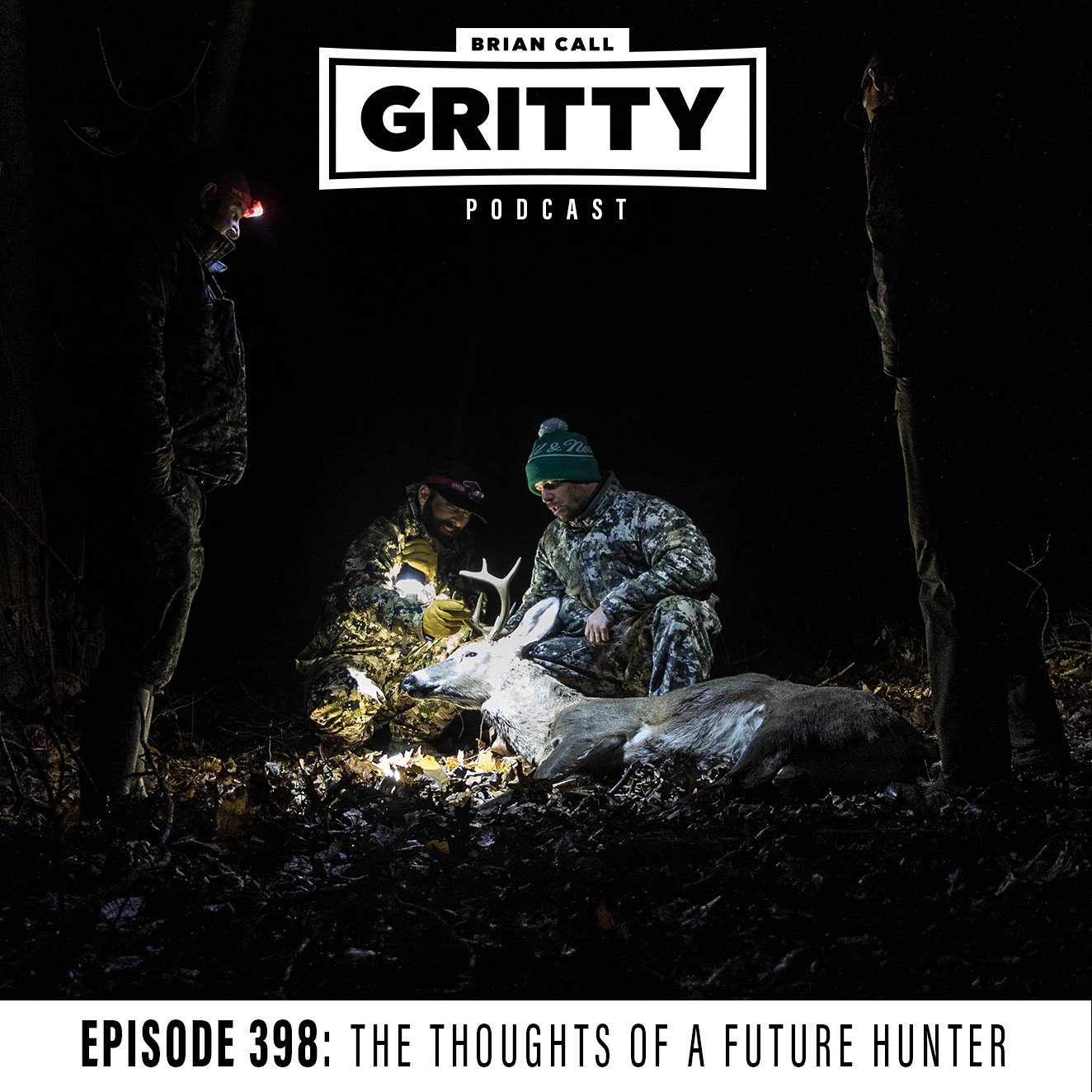 EPISODE 398: THE THOUGHTS OF A FUTURE HUNTER