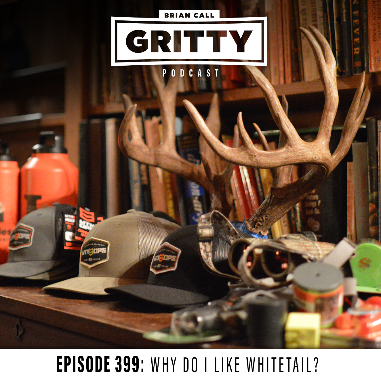 EPISODE 399: WHY DO I LIKE WHITETAIL?