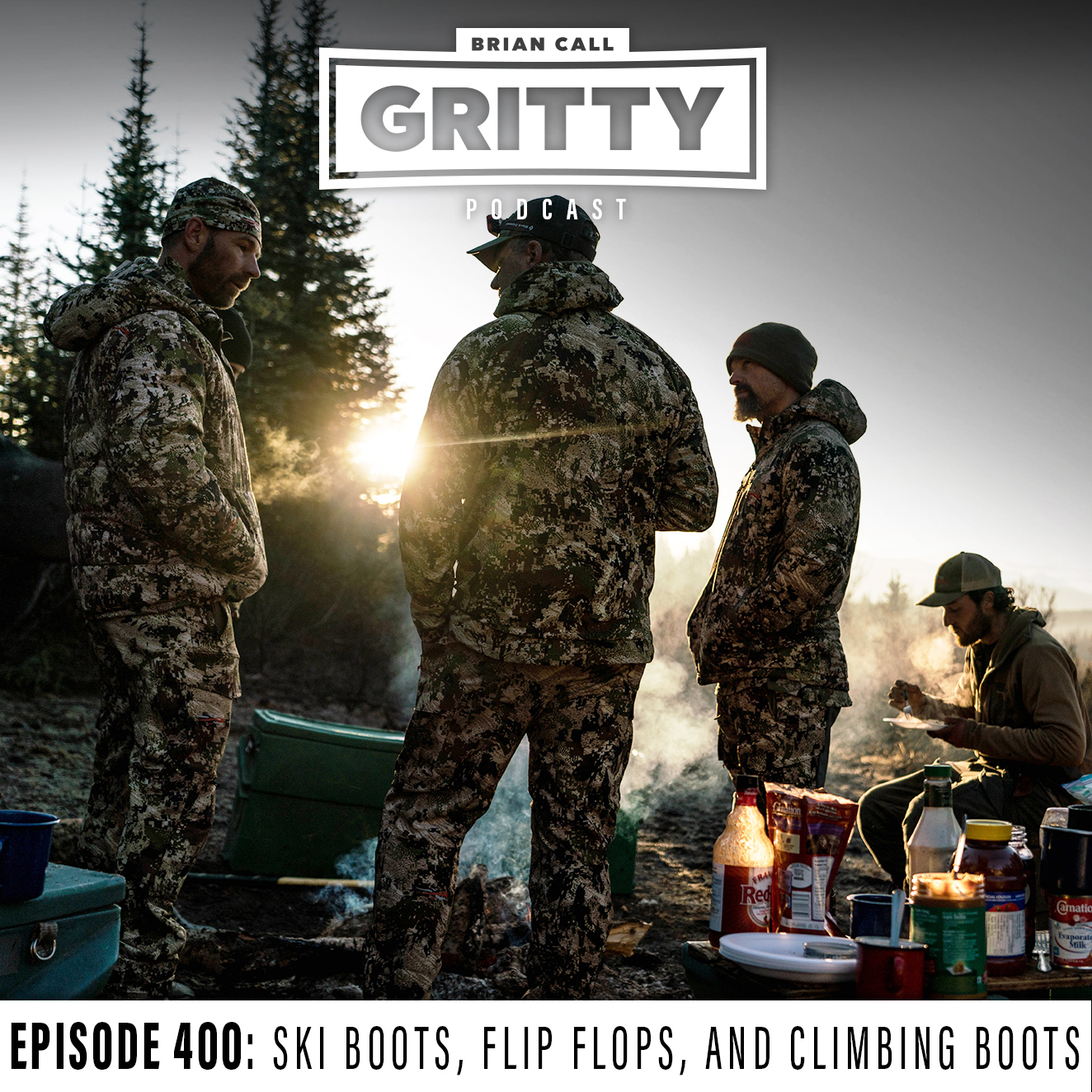 EPISODE 400: SKI BOOTS, FLIP FLOPS, AND CLIMBING SHOES WITH JAY BEYER