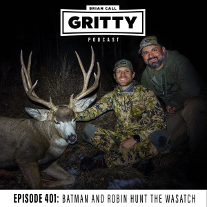 EPISODE 401: BATMAN AND ROBIN HUNT THE WASATCH