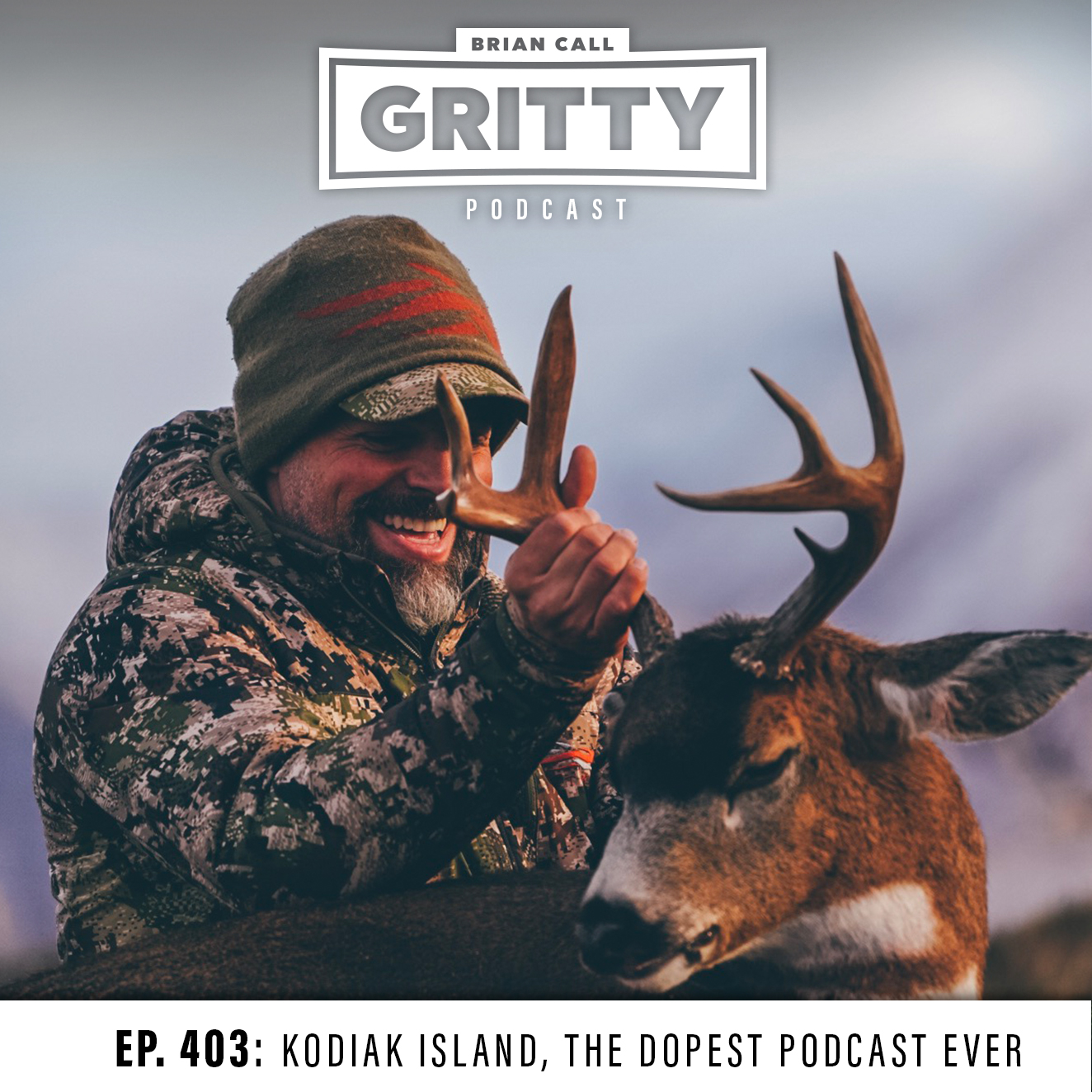 EP. 403: KODIAK ISLAND, THE DOPEST PODCAST EVER