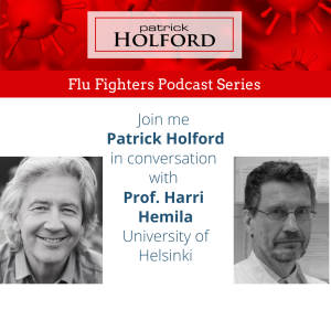 Flu Fighters Series Ep3 - What We Know About Vitamin C and Infections