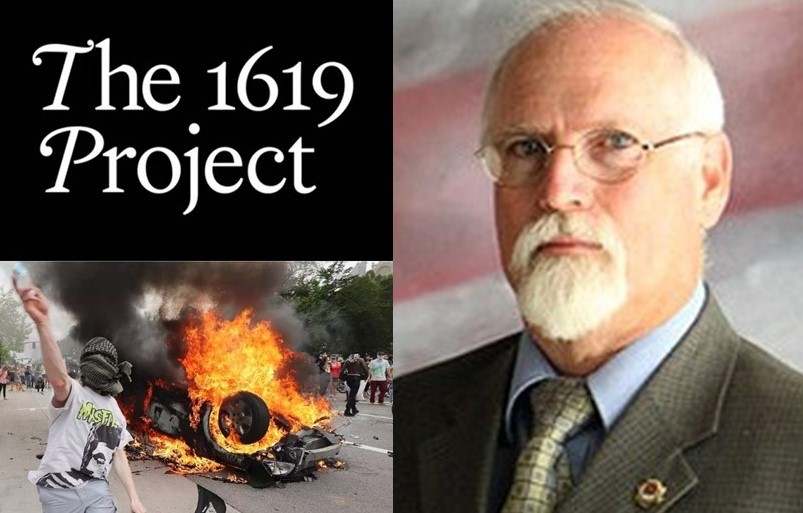 The 1619 Project - Rewriting American History: Walter D. Kennedy (07/25/2020)