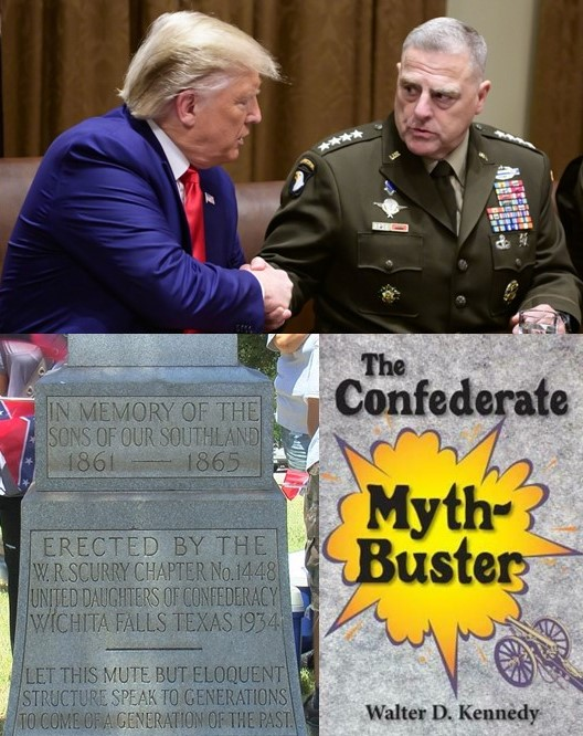 Military coup against Donald Trump? Guests: Cathy Dodson and Walter D. Kennedy