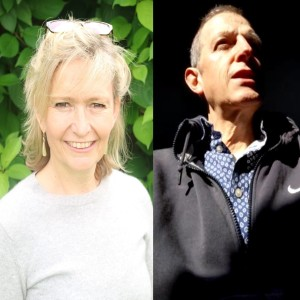 Living positively in isolation and finding our inner strength, with Lizzie Pickering and Nick Parker
