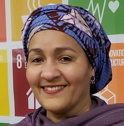 """We Come Together to Go Further"" - Our Conversation with the U.N.'s Deputy Secretary-General Amina J. Mohammed"