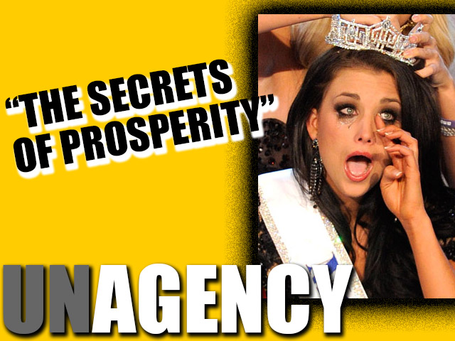 THE SECRETS OF PROSPERITY -The Stuff They Won't Teach You In College