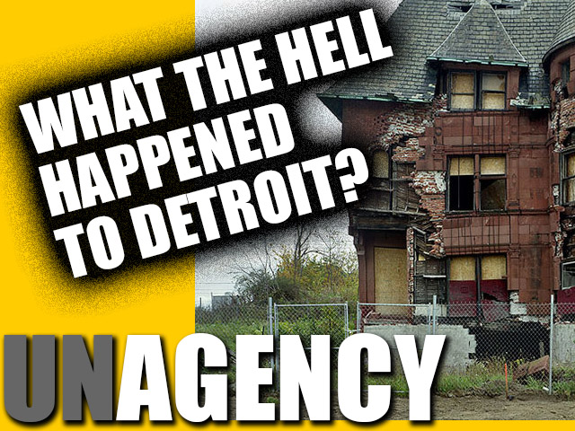 What The Hell Happened to Detroit? Can Marketing Save It?