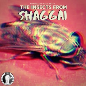 Peoples Guide to the Cthulhu Mythos 1102: Insects of Shaggai/Ramsey Campbell