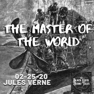BCAT409-JVW4P4/end of 'Master of the World' by Jules Verne
