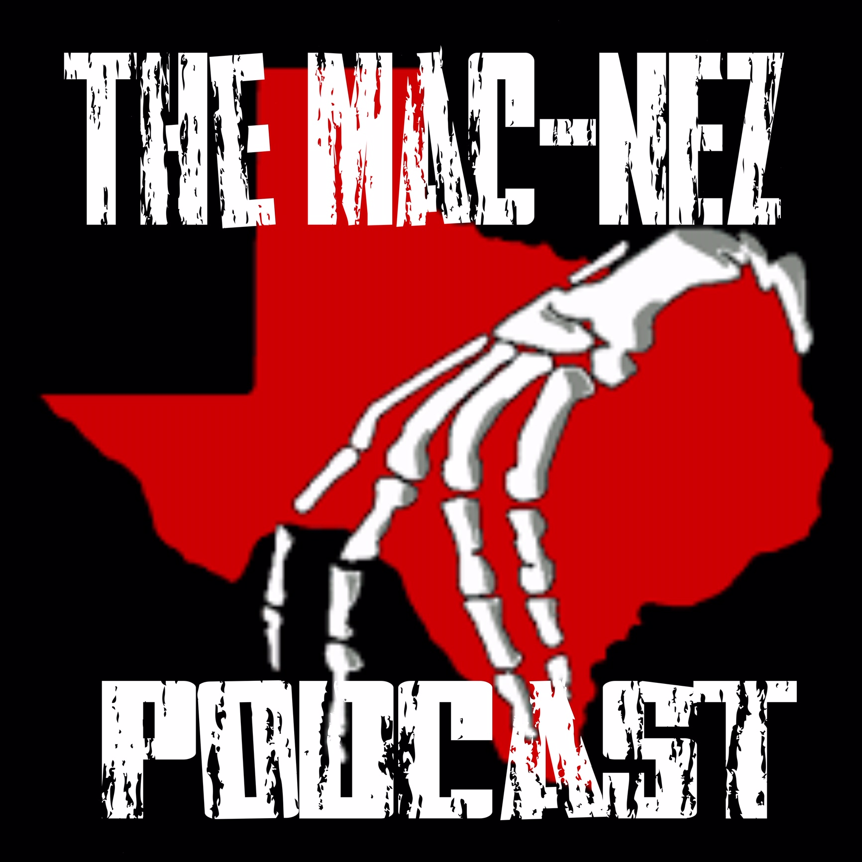 The Mac-Nez Podcast - Ep. 109: Texas Frightmare 2019 - Interview w/Charlie Benante