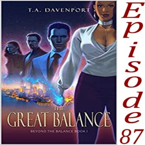 88 - The Great Balance by T. A. Davenport