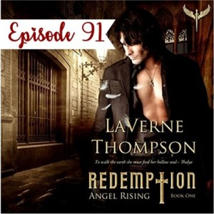 91 - Angel Rising by LaVerne Thompson
