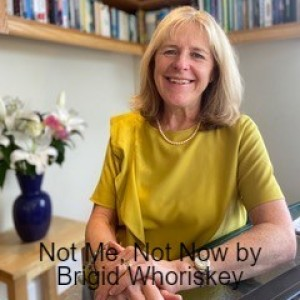 Not Me, Not Today by Brigid Whoriskey
