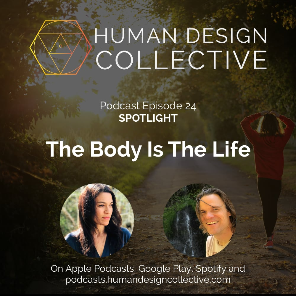 Spotlight: The Body Is The Life