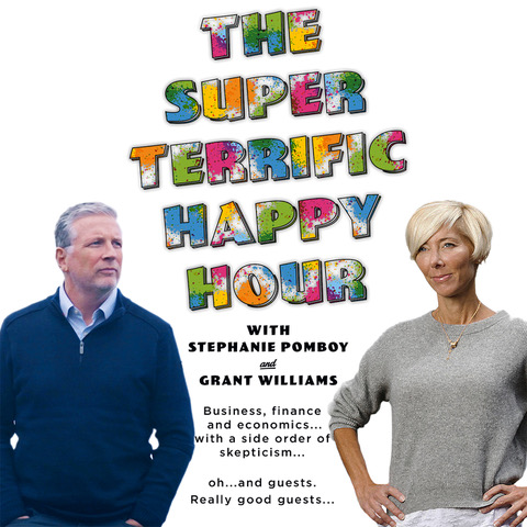 Super Terrific Happy Hour Ep. 9 - David Rosenberg: I've Never Met A Rude Canadian