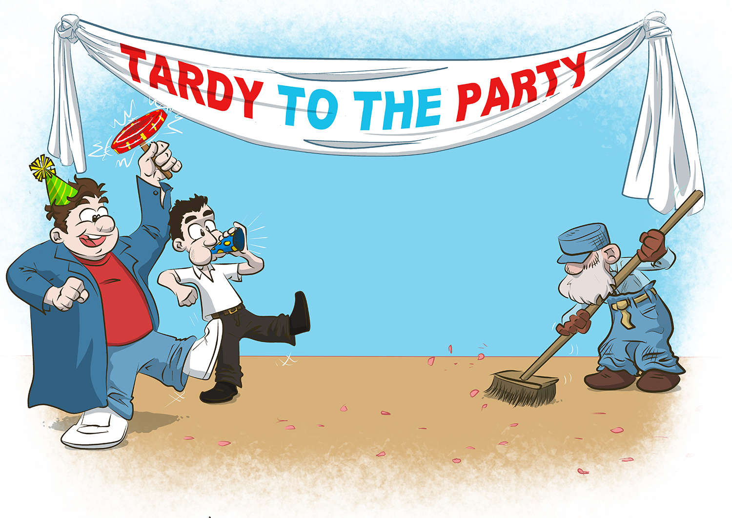 Tardy to the Party 187: Double Down