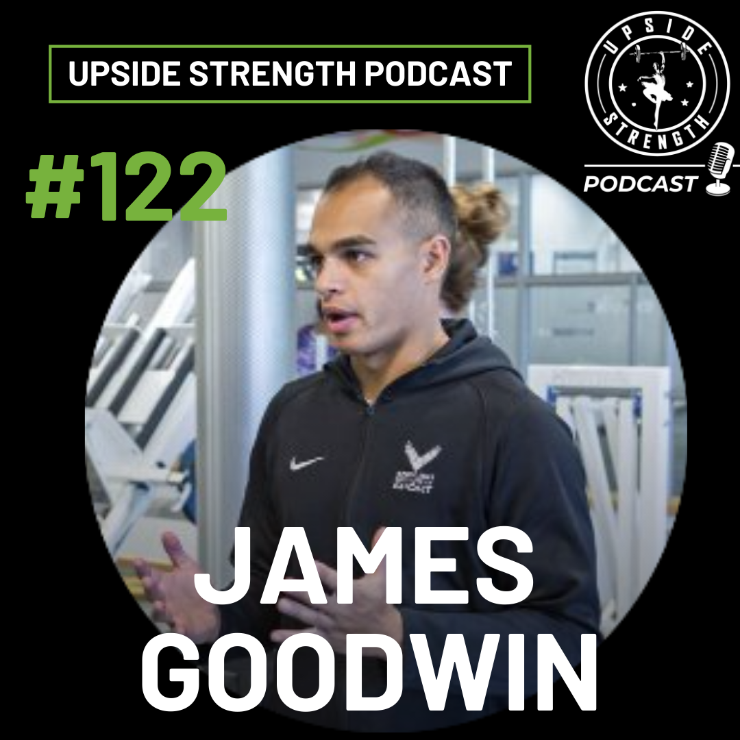 James Goodwin, Elite Rowing, Strength Training, Power-Duration Profiling, Respiratory Training  Episode #122 [EN]