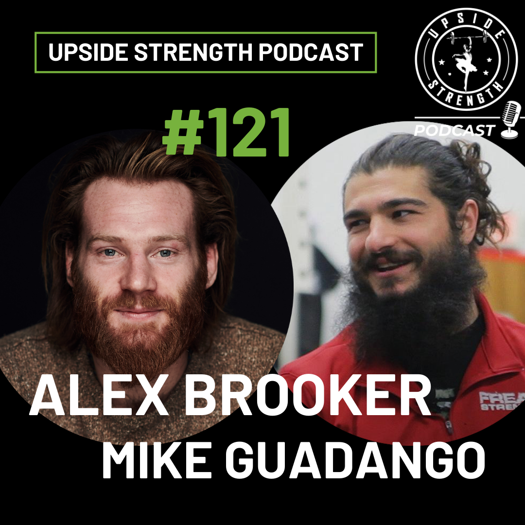 Alex Brooker & Mike Guadango, Career Goals, Daily Routines, Mindset Gospel, Being Wrong, Working For Free  Episode #121 [EN]