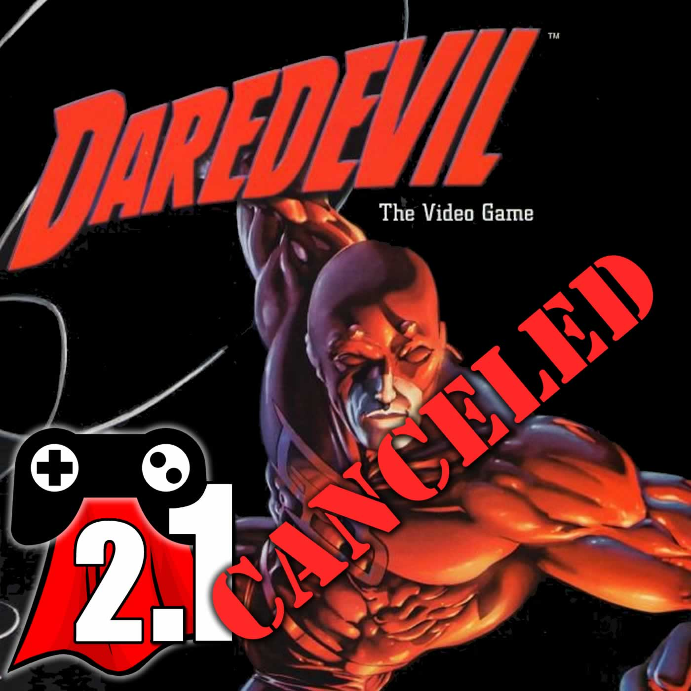 Issue #2.1: Daredevil - The Canceled Video Game