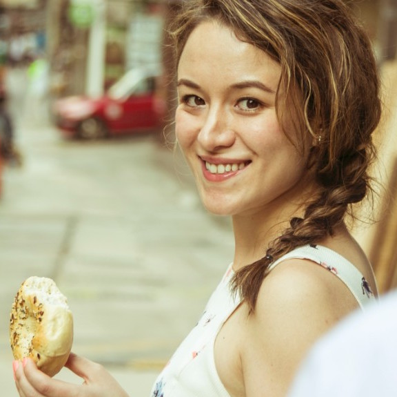 Hong Kong's Queen of Bagels, with Rebecca Schrage