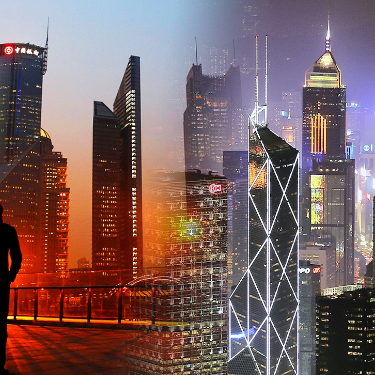 Which city is better, Shanghai or Hong Kong?