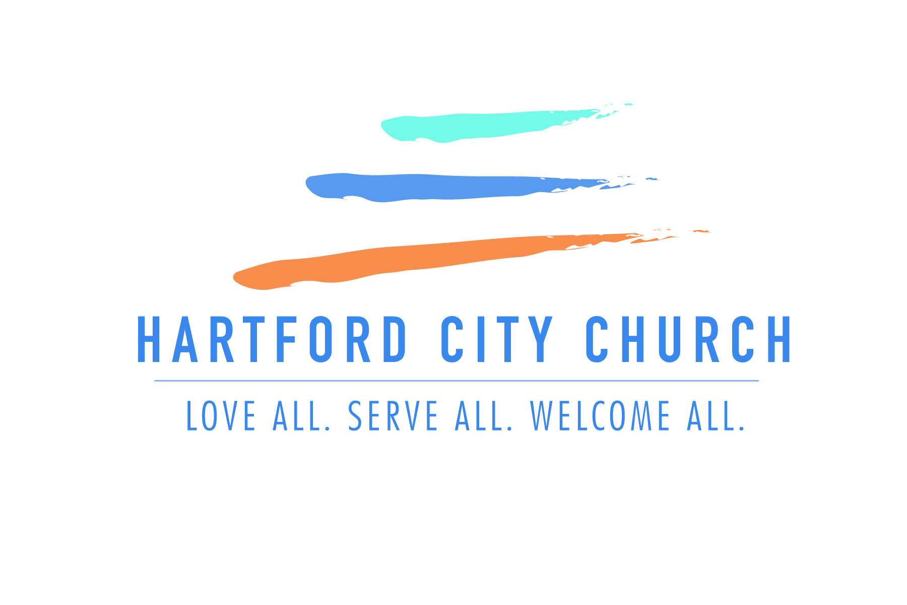 The Values of HCC - a three part message on the values of Love All, Serve All, Welcome All