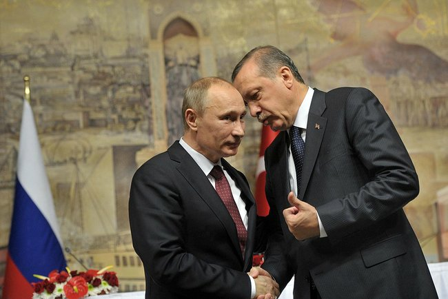 Selim Koru on Turkey, Russia and the power of political resentment