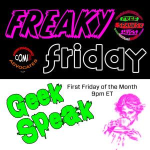 Freaky Friday   Sex in Books and Comics. Where's the Line and Who Defines It?   Jan 1, 2021