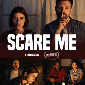 GS | Aya Cash on the Horror Dark Comedy SCARE ME - Sept 25, 2020