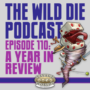 Episode #110—A Year in Review