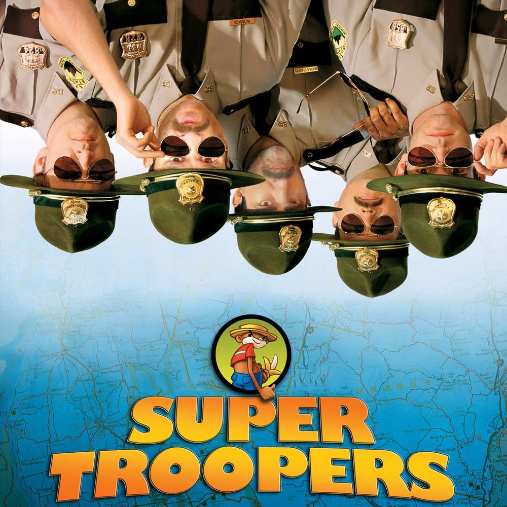 Ep.118 - Super Troopers