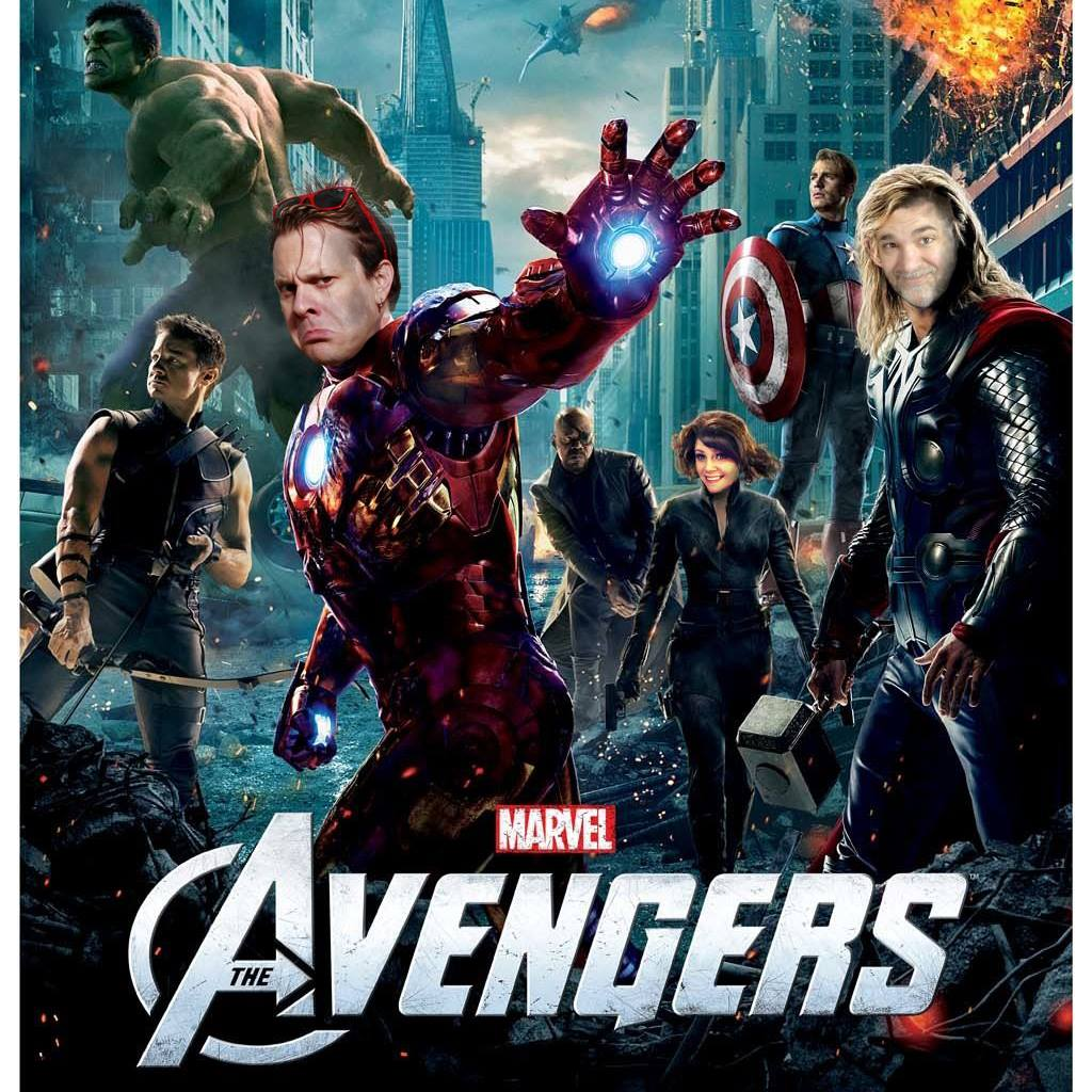 Ep.119 - The Avengers