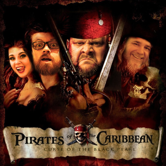 Ep.157 - Pirates of the Caribbean: The Curse of the Black Pearl