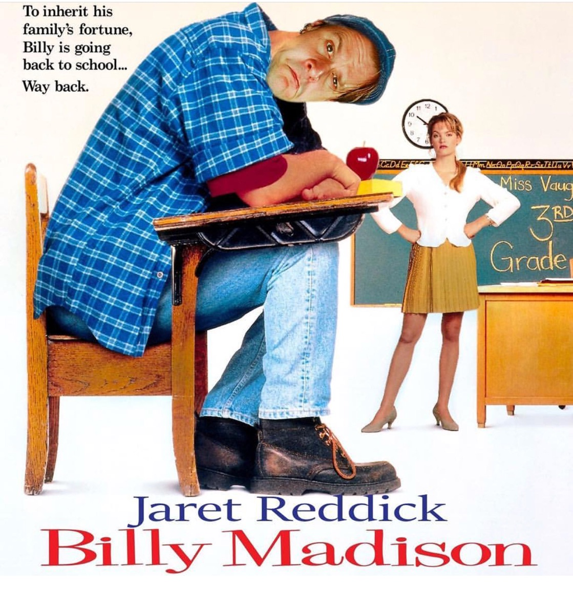 Ep.130 - Billy Madison