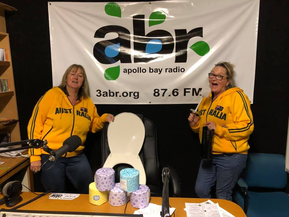 Talking Crap with Sally and Fiona Episode 4. 20 May 2019