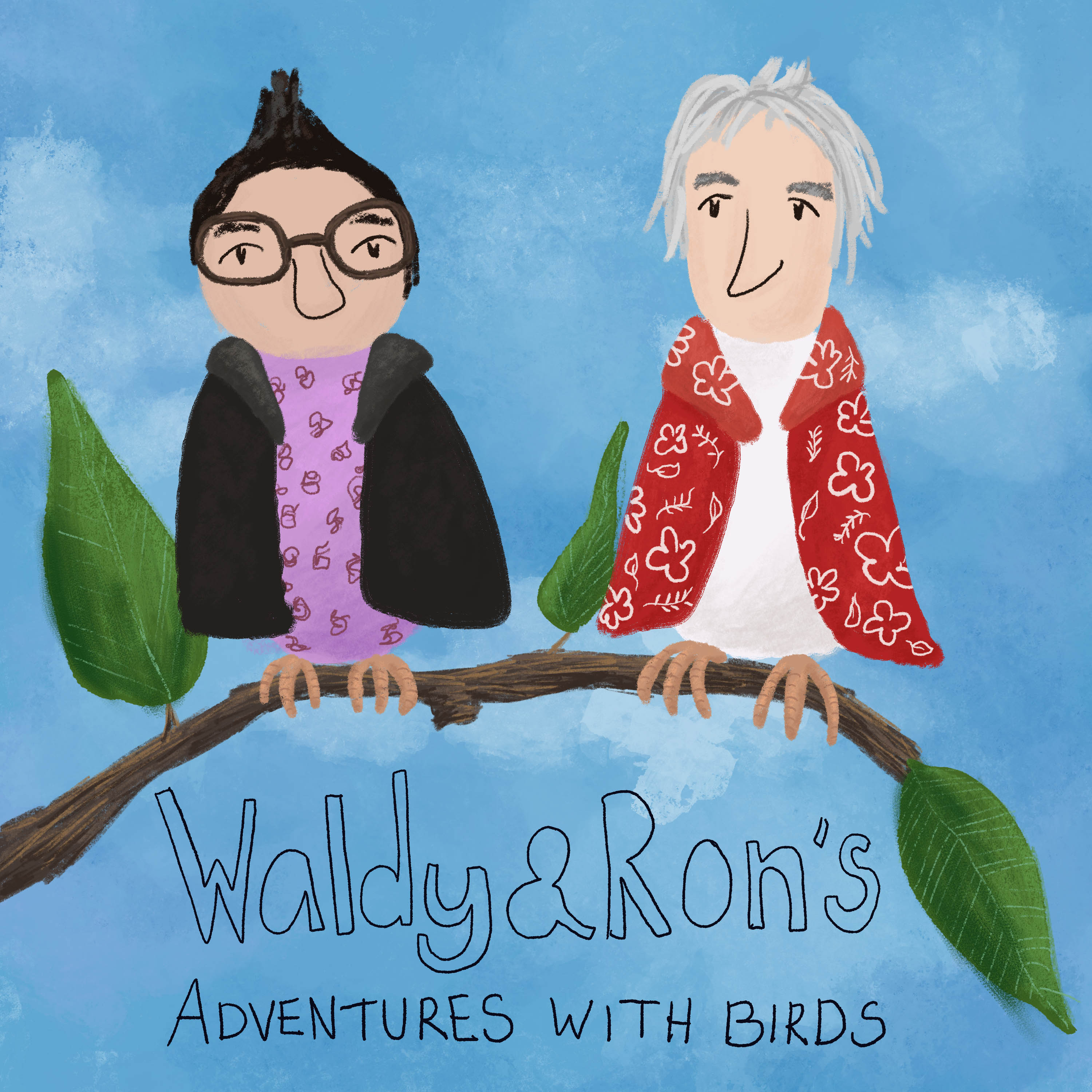 Waldy and Ron's Adventures in Birds