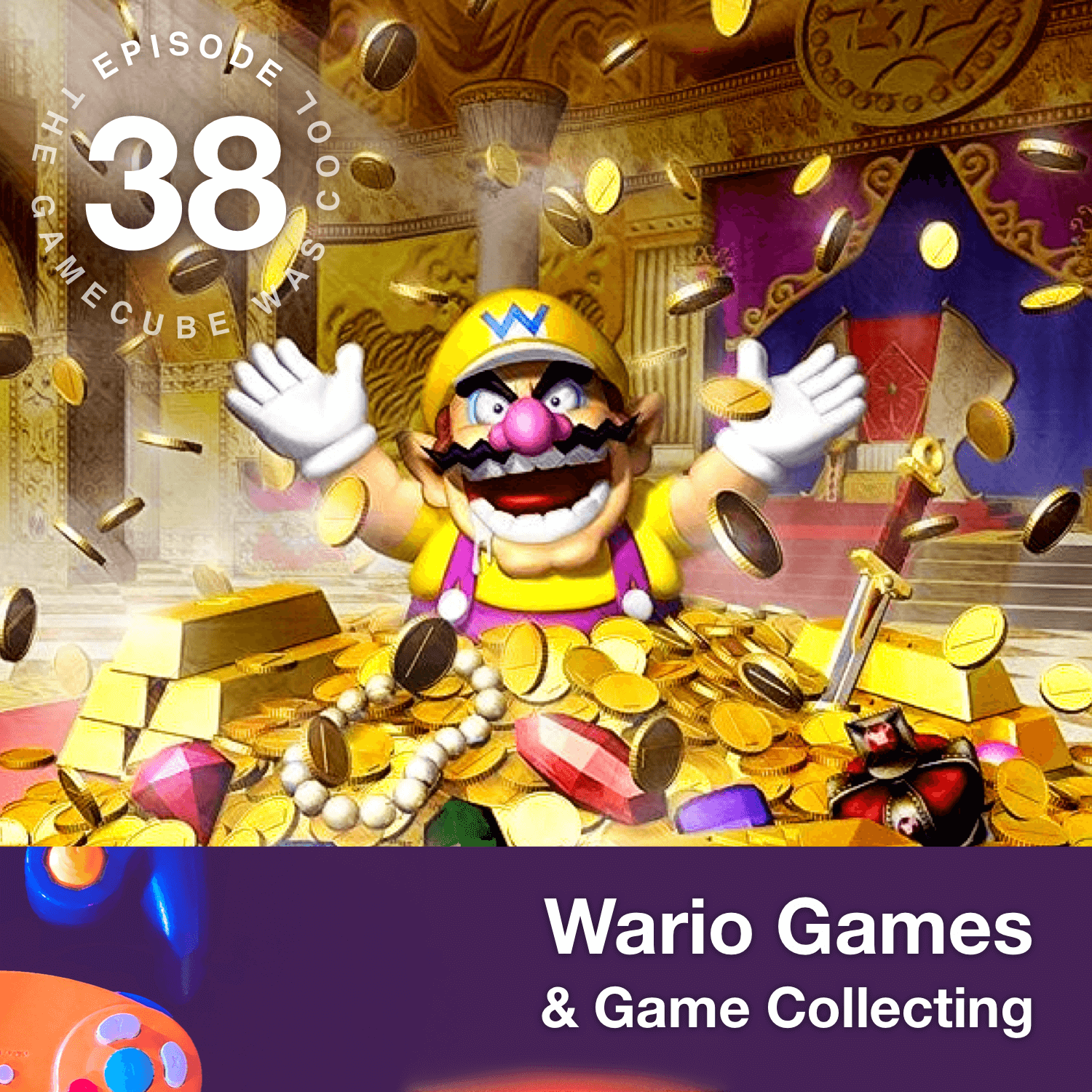 Wario Games & Game Collecting