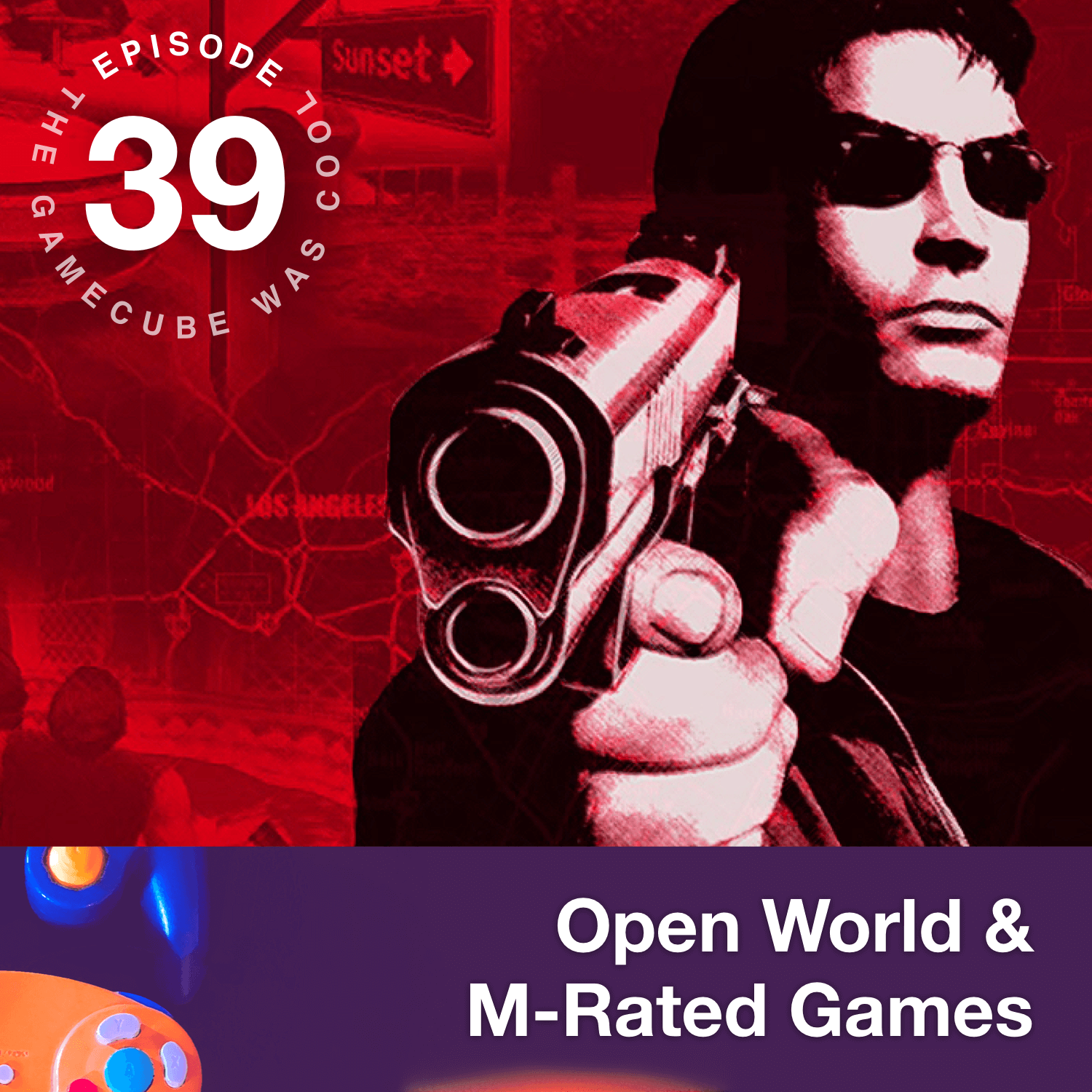 Open World & M-Rated Games