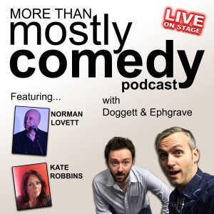 S04 Ep 1: Kate Robbins and Norman Lovett