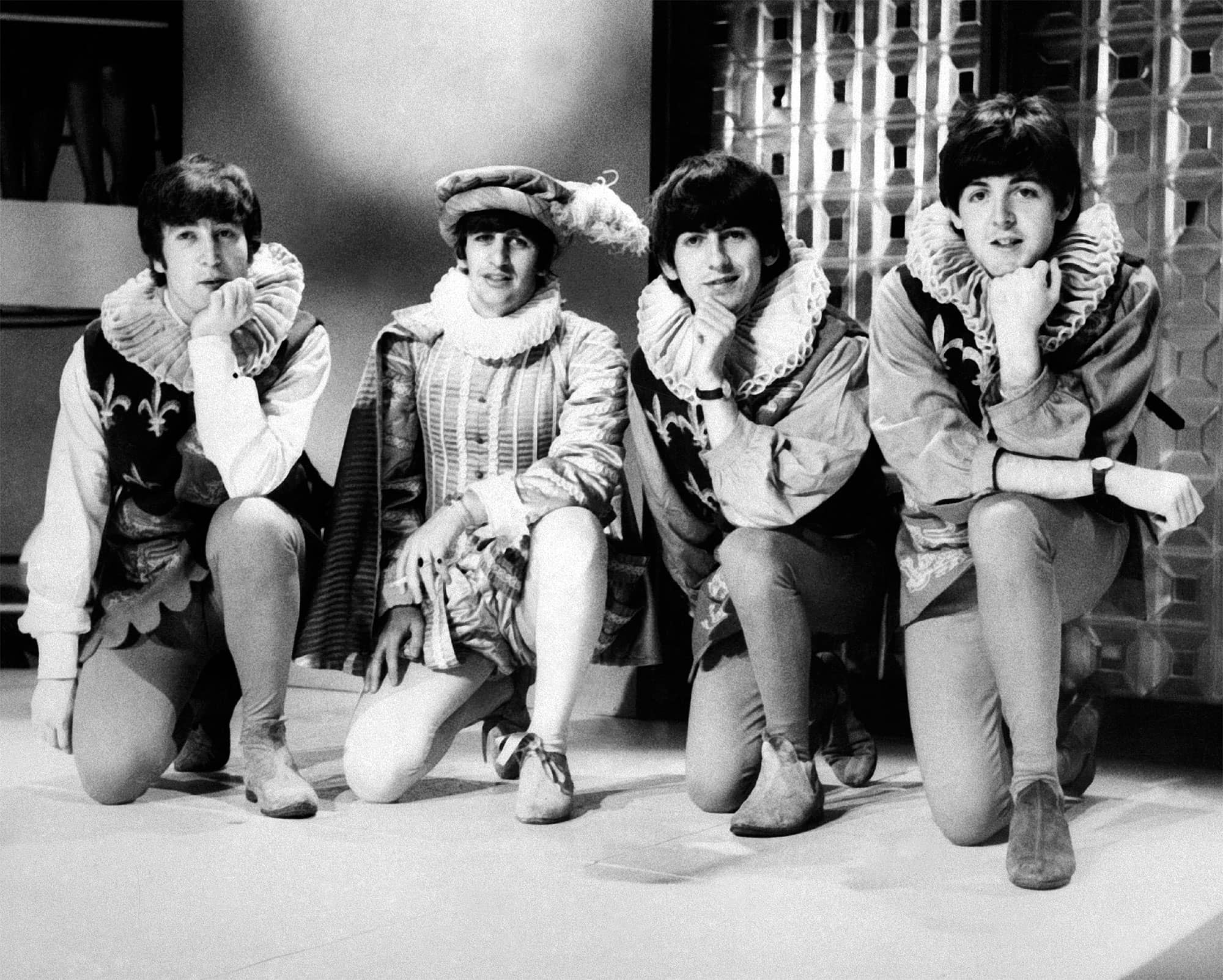 2019.16 All Together Now (London, 2015) — Darin P. Murphy, The Beatles, Richard Lester, Peter Cook, Laugh-In