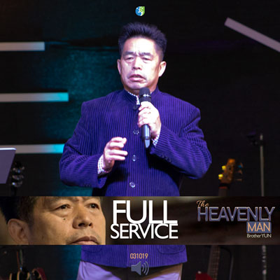 031019   The Heavenly Man   Brother Yun   Full Service