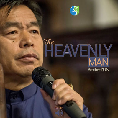 031019   The Heavenly Man   Brother Yun   Message Only