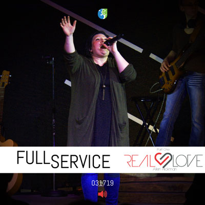 032419 | Real Love | Part One | Allen Hickman | Full Service