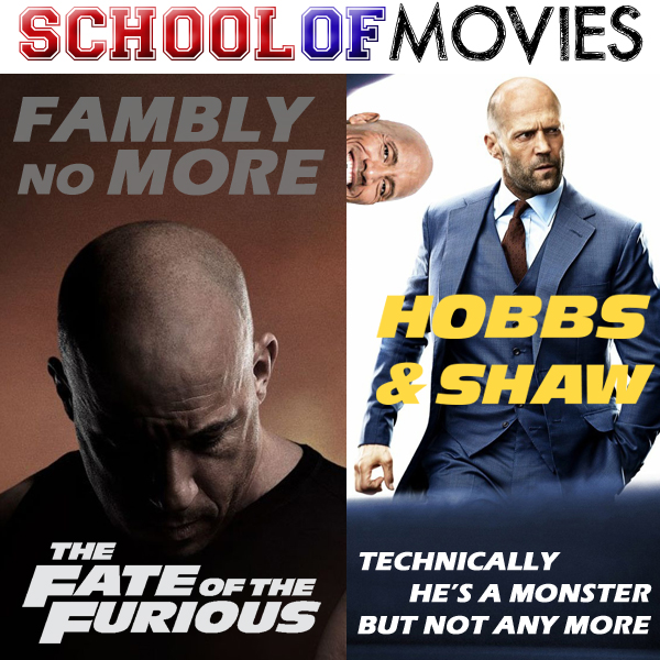 Fate of the Furious + Hobbs & Shaw