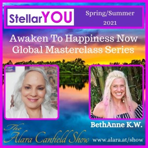 Embracing Sensitivity Gifts: thriving in a world of transforming possibilities with BethAnne K.W.