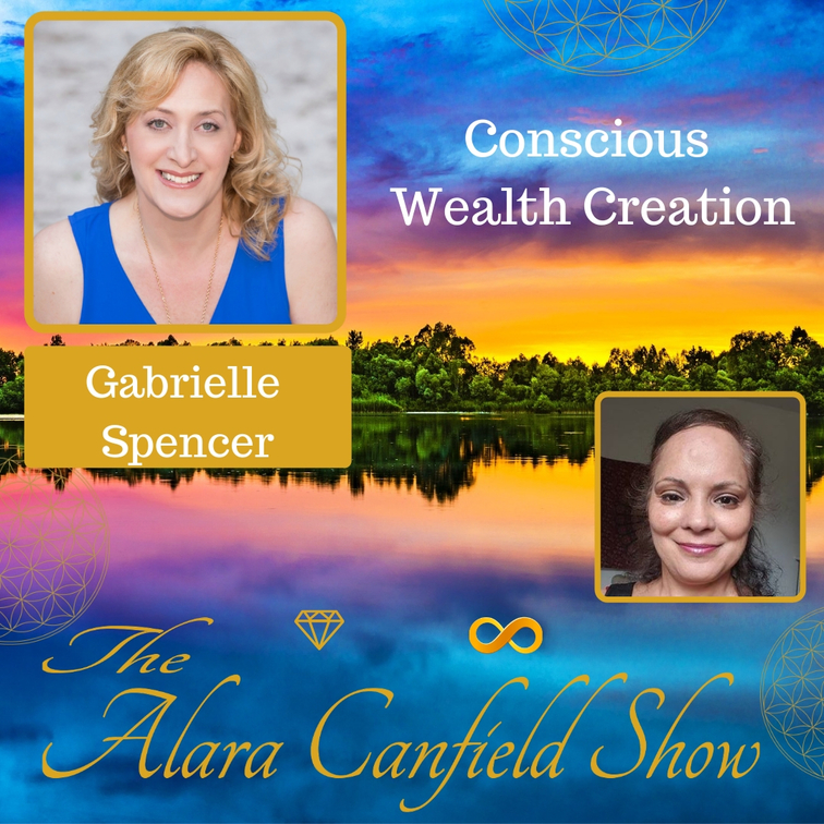 Conscious Wealth Creation in the New Light Energy of the Golden Heart Frequency with Gabrielle Spencer