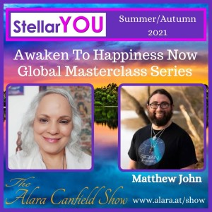 Timelines, Alternate Realities & Creating Your Preferred Timeline with Matthew John