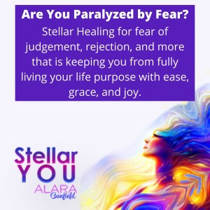 Paralyzed by Fear with Alara Canfield