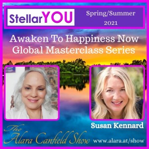 Stepping Into the Seamless Love of Ascension with Susan Kennard